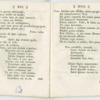 p. XVI, p. XVII